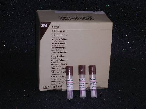 Autoclave Biological Indicator - Attest