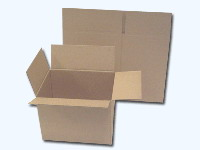 Corrugated Boxes - 14.5 x 14.5 x 15.75