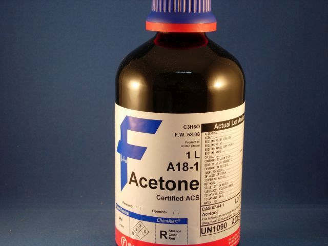 Acetone- ACS Certified