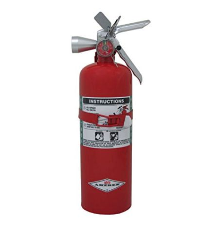 Halotron Halon Fire Extinguisher, Class BC
