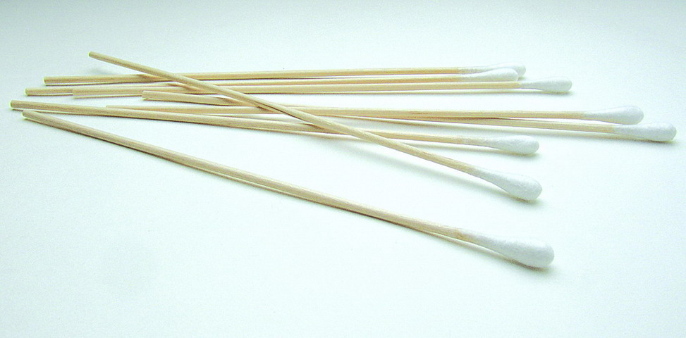 Cotton Tipped One End Applicator Sticks