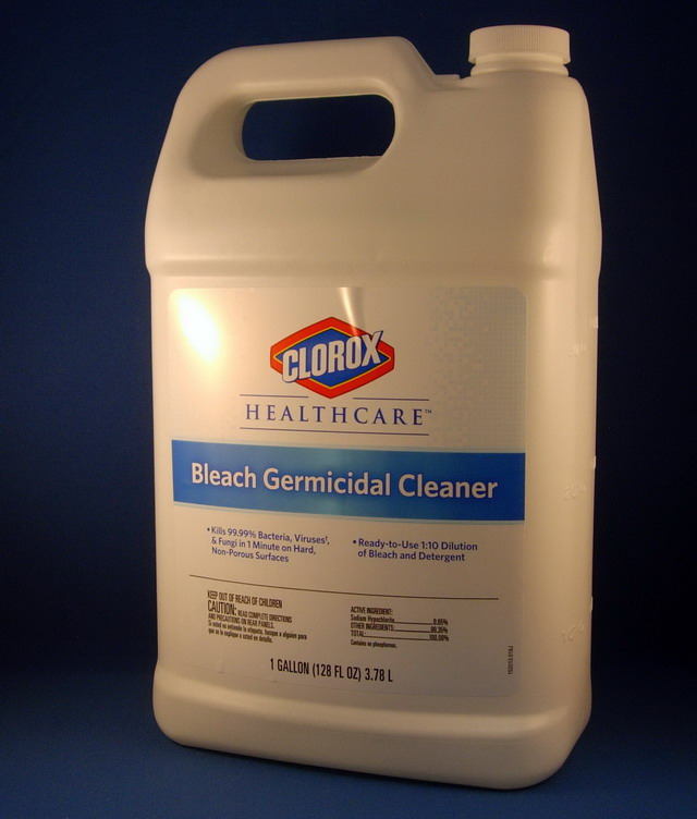 Clorox Dispatch Cleaner Refill 128 oz with Bleach Refill