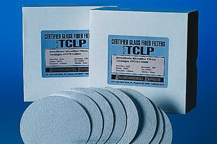 Environmental Express* TCLP Filters, Porosity: 0.7µm, Diameter: 90mm