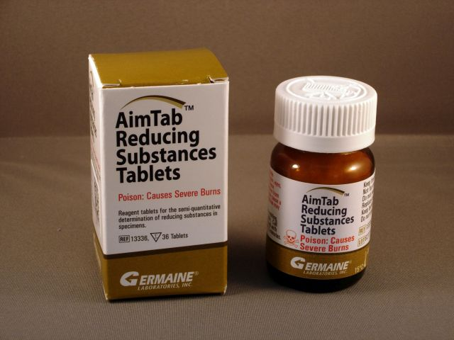 AimTab Reducing Substances Tablets (Clinitest Replacement), 36 tabs