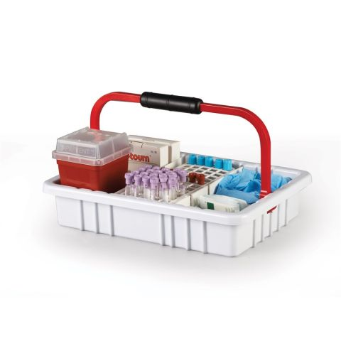 Blood Collection Tray (17mm Tube Rack)