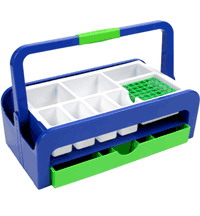 Droplet Blood Collection Tray with 2 Inserts, Style B