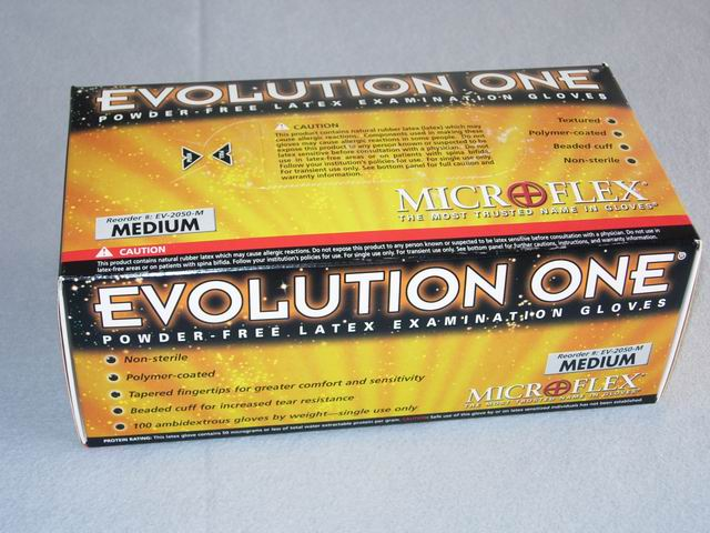 Evolution One Gloves - Medium