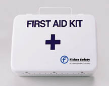 Fisher Safety First Aid Kits - 10 units