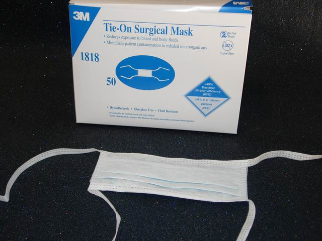 Surgical Masks - Tie On