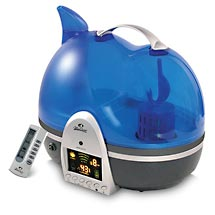 Ultrasonic & Warm Mist Humidifier