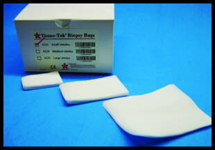 Tissue-Tek® Biopsy Bags, Small