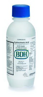 Hydrochloric Acid, 500ml