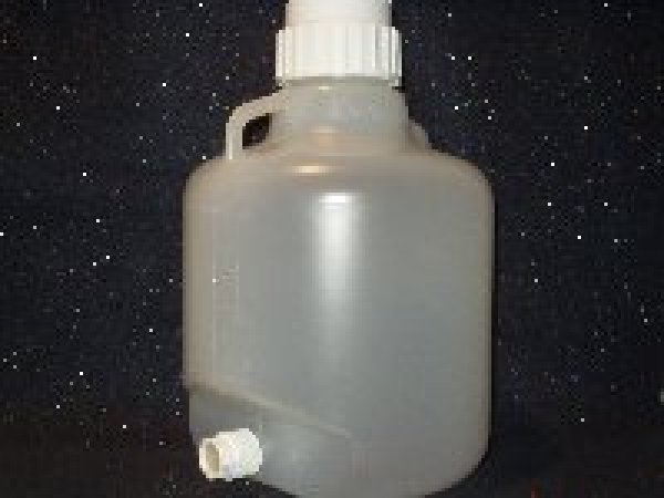 Carboys with Spigot and Handles, Polypropylene