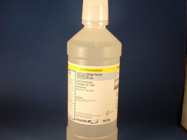 Hydrogen Peroxide, Solution  ACS Grade, 30%  1L | Medix